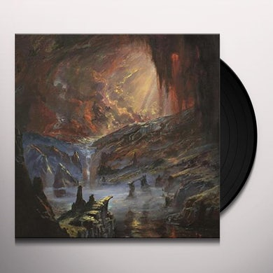 Horrified ALLURE OF THE FALLEN Vinyl Record