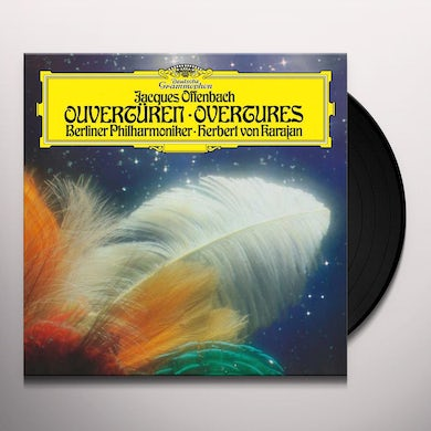 Offenbach OVERTURES Vinyl Record
