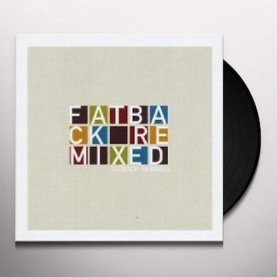 Fatback Band REMIXED Vinyl Record