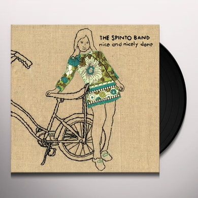 The Spinto Band NICE & NICELY DONE Vinyl Record
