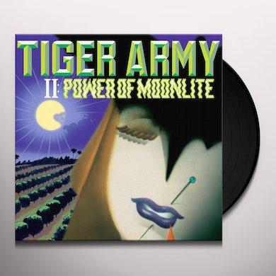 Tiger Army II: POWER OF MOONLITE Vinyl Record