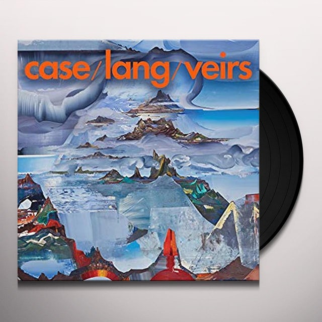 CASE / LANG / VEIRS CASE/LANG/VEIRS (ORANGE) Vinyl Record