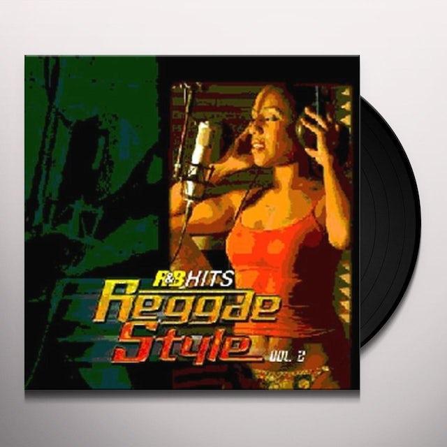R&B Hits Reggae Style 2 / Various Vinyl Record