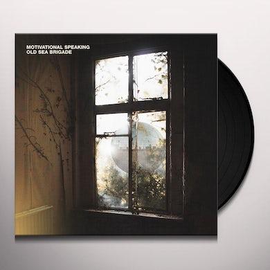 Motivational Speaking Vinyl Record