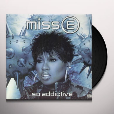 Missy Elliott MISS E. SO ADDICTIVE Vinyl Record