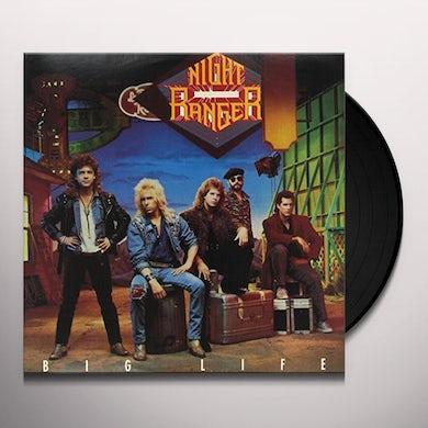 Night Ranger BIG LIFE Vinyl Record