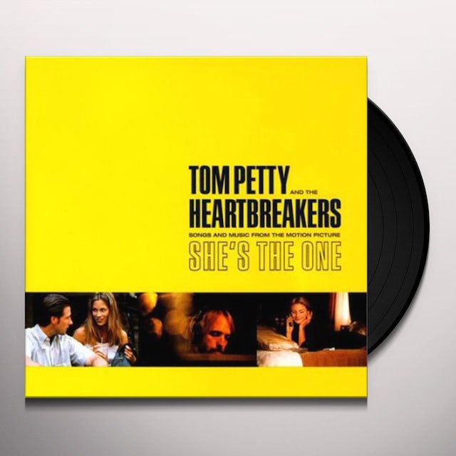 Tom Petty and the Heartbreakers SONGS & MUSIC FROM MOTION PICTURE SHE'S THE ONE Vinyl Record