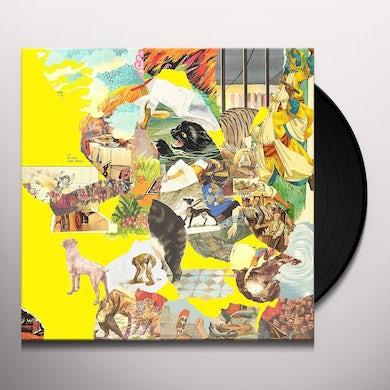 BIG EXERCISE Vinyl Record