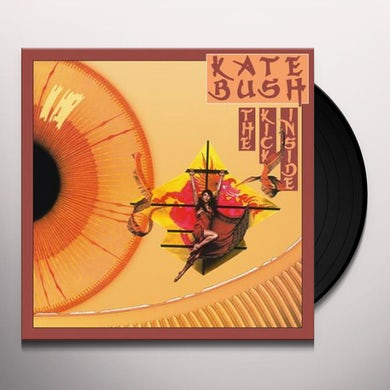 Kate Bush KICK INSIDE (2018 REMASTER) Vinyl Record