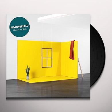 Revolverheld ZIMMER MIT BLICK Vinyl Record