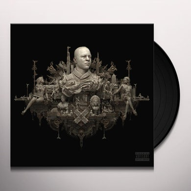 T.I. DIME TRAP Vinyl Record