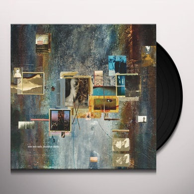 Nine Inch Nails Hesitation Marks (2 LP/180 Gram/Reissue) Vinyl Record