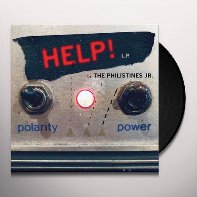 Philistines Jr. HELP Vinyl Record