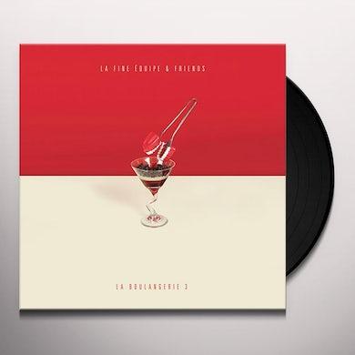 Fine Equipe LA BOULANGERIE 3 Vinyl Record