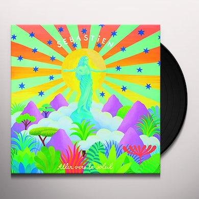Sebastien Tellier ALLERS VERS LE SOLEIL Vinyl Record