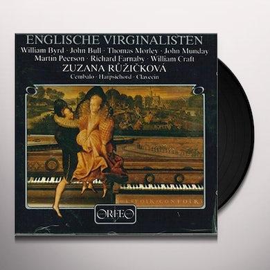 ENGLISCHE VIRGINALISTEN / VAR Vinyl Record