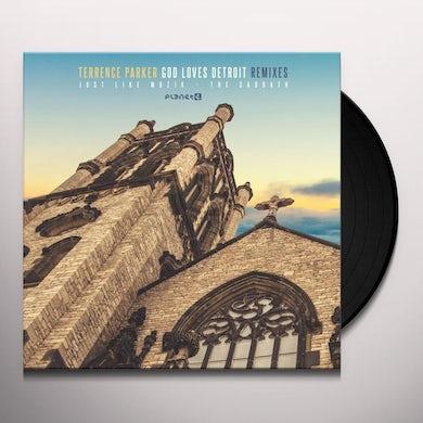 Terrence Parker GOD LOVES DETROIT REMIXES Vinyl Record