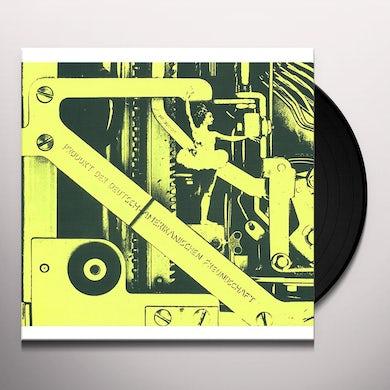 D.A.F. PRODUKT DER DEUTSCH-AMERIKANISCHEN FREUNDSCHAFT Vinyl Record