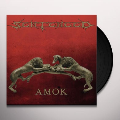 Sentenced AMOK Vinyl Record