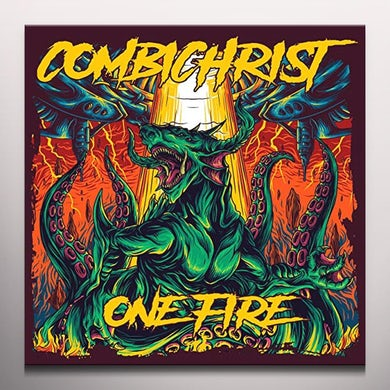 Combichrist ONE FIRE Vinyl Record