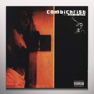 Combichrist JOY OF GUNZ Vinyl Record