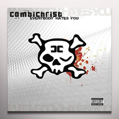 Combichrist EVERYBODY HATES YOU Vinyl Record