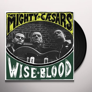 WISEBLOOD Vinyl Record