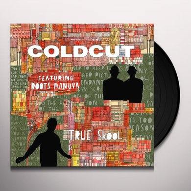 Coldcut TRUE SKOOL Vinyl Record