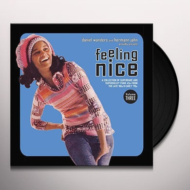 Feeling Nice 3 Vinyl Record