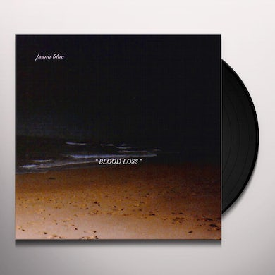 Puma Blue BLOOD LOSS Vinyl Record