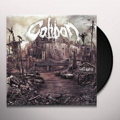 Caliban GHOST EMPIRE Vinyl Record - UK Release