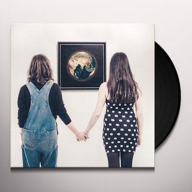 Asylums ALIEN HUMAN EMOTIONS Vinyl Record