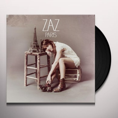 Zaz PARIS Vinyl Record