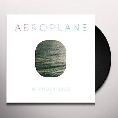 Aeroplane WITHOUT LIES Vinyl Record