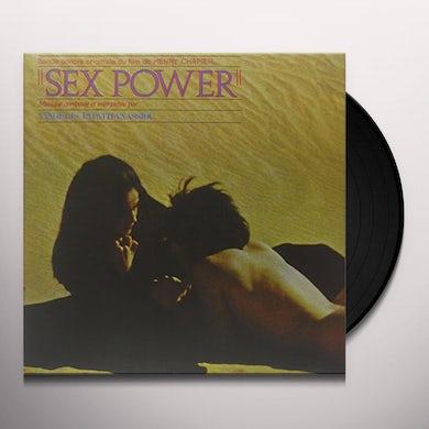 Vangelis SEX POWER Vinyl Record