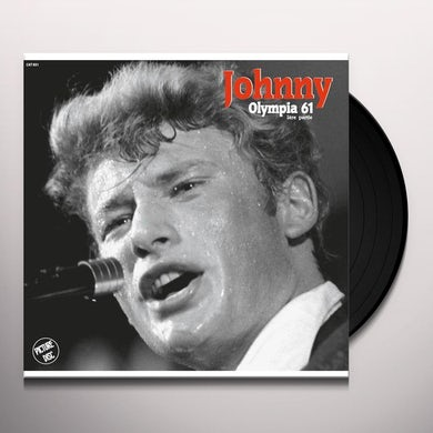Johnny Hallyday OLYMPIA 61 Vinyl Record