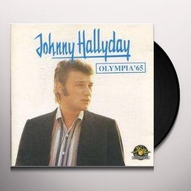 Johnny Hallyday OLYMPIA 65 Vinyl Record