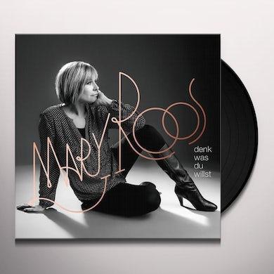Mary Roos DENK WAS DU WILLST Vinyl Record