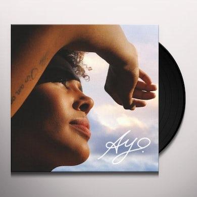 Ayo TICKET TO THE WORLD Vinyl Record