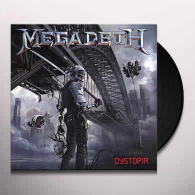 Megadeth DYSTOPIA Vinyl Record