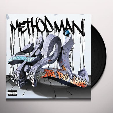 Method Man 4:21 THE DAY AFTER Vinyl Record