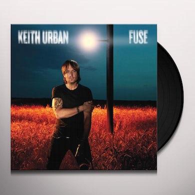 Keith Urban FUSE Vinyl Record