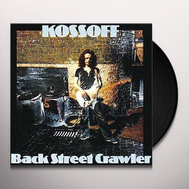 Paul Kossoff BACK STREET CRAWLER Vinyl Record
