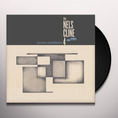 Nels Cline Currents, Constellations (LP) Vinyl Record