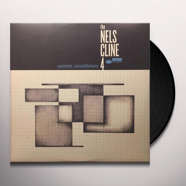 Nels Cline CURRENTS CONSTELLATIONS Vinyl Record