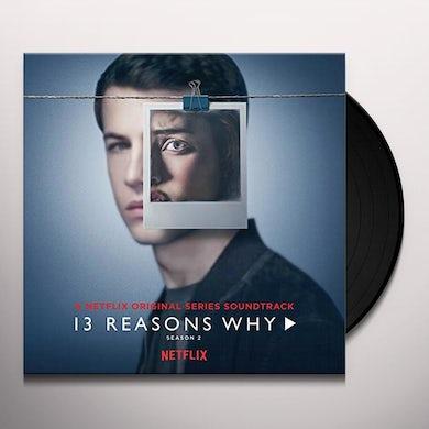 13 Reasons Why: Season 2 / O.S.T. 13 REASONS WHY: SEASON 2 / Original Soundtrack Vinyl Record