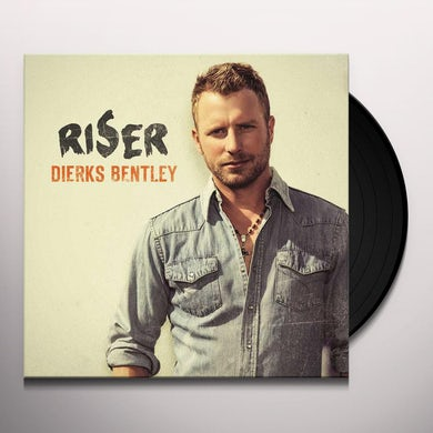 Dierks Bentley RISER Vinyl Record