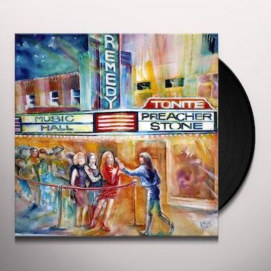 Preacher Stone REMEDY Vinyl Record
