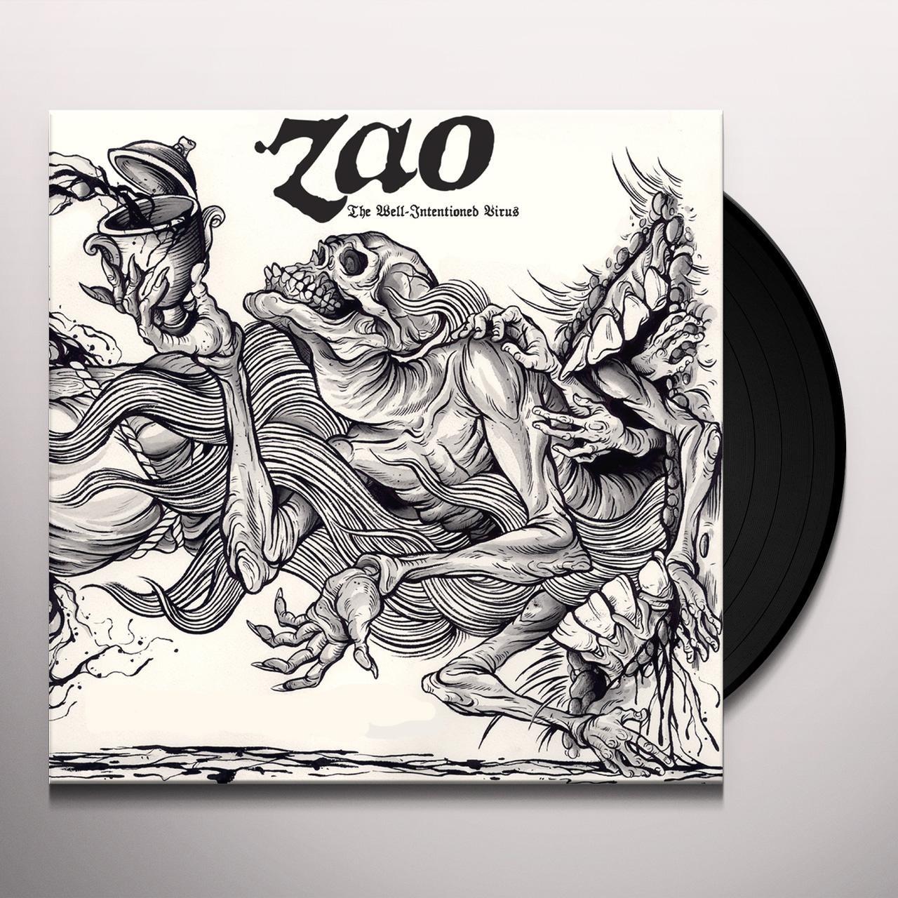 Zao Well Intentioned Virus Vinyl Record