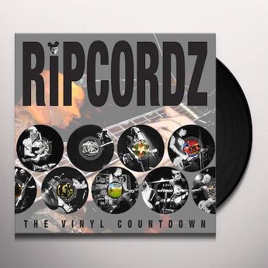 Ripcordz VINYL COUNTDOWN Vinyl Record